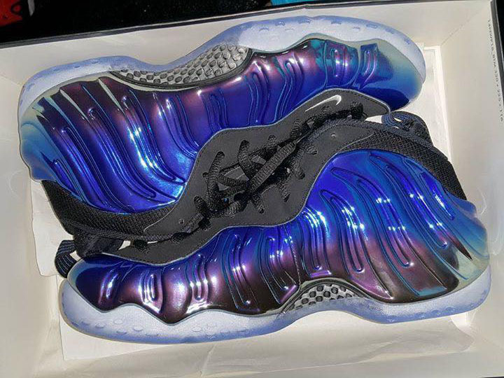 Nike Air Foamposite One PRM DB DOERNBECHER 2013 ...