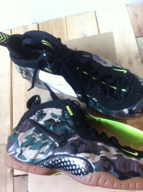 Nike Air Foamposite Pro - Army Camo (7)