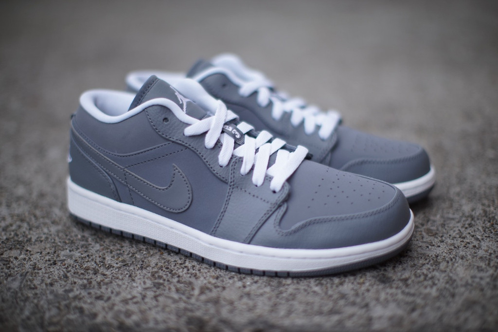 air jordan low grey