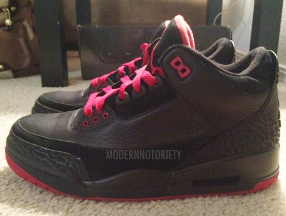 promo code 78af7 7841e 28 Air Jordan 3 Samples That Never Released   Sole Collector