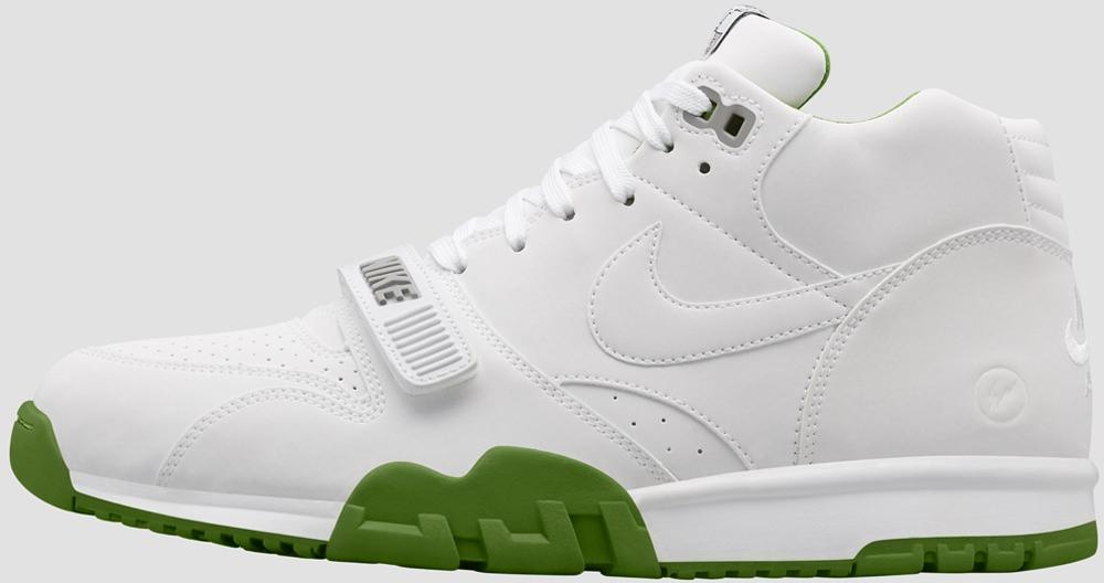 Nike Air Trainer 1 Mid Premium SP White/Chlorophyll-White
