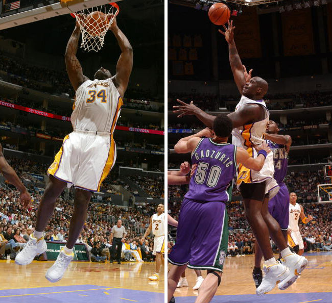 Shaq's 10 Best Games as a Laker // March 21, 2004 vs. Milwaukee Bucks - Dunkman Shaq