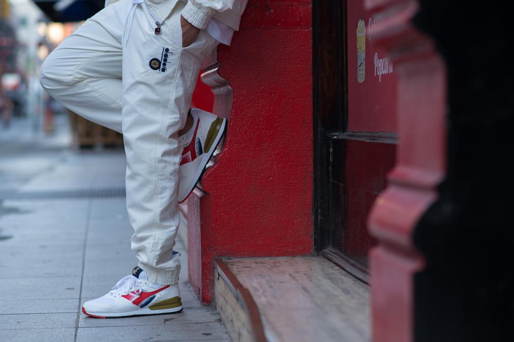 Concepts Diadora Intrepid Sneakers