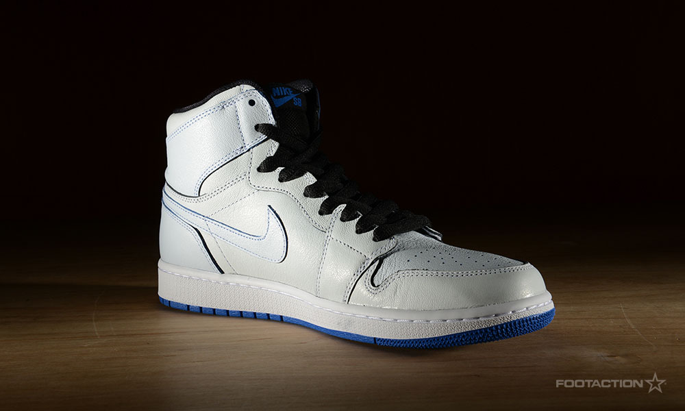 Lance Mountain x Nike SB Air Jordan 1 White (5)