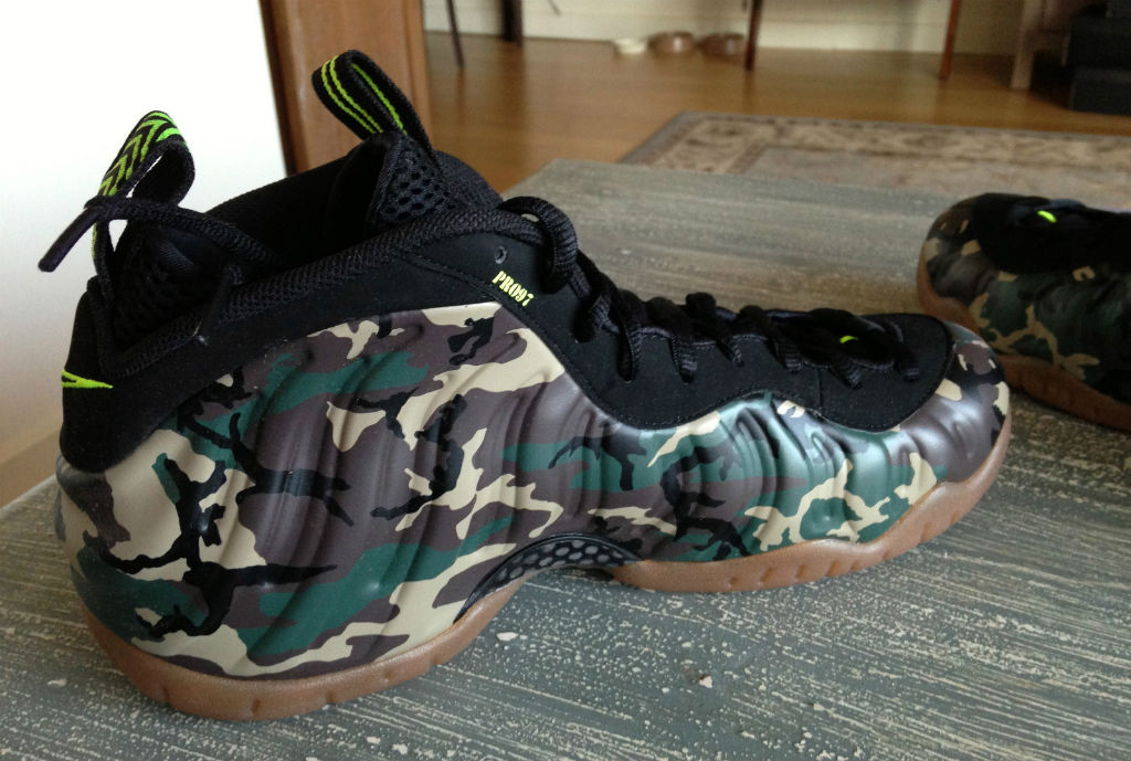 Nike Air Foamposite One - Army Camo (9)