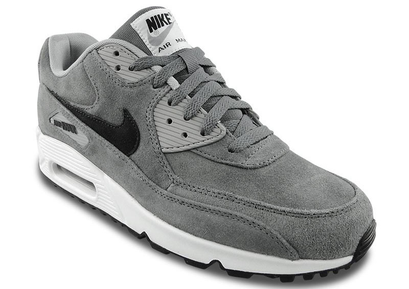 cool grey air max 90