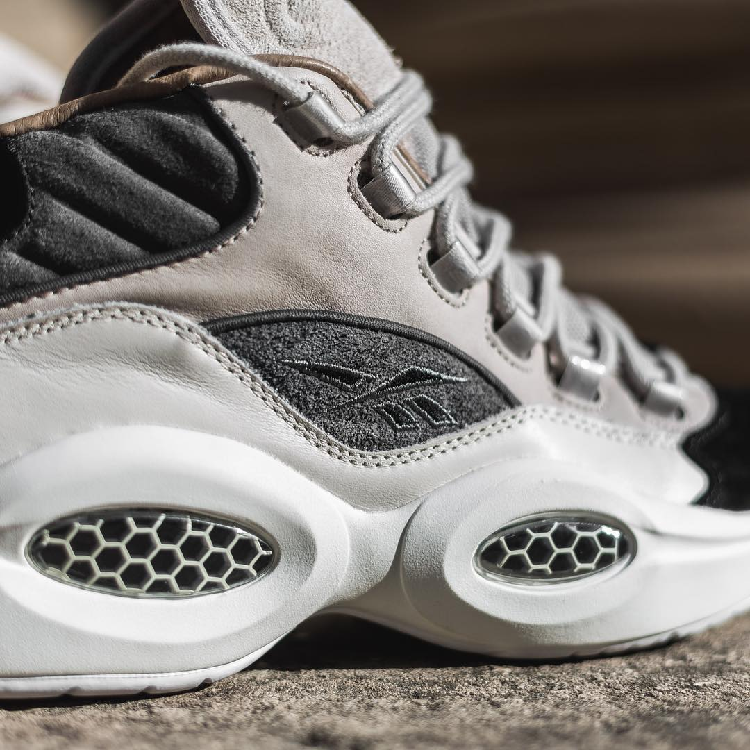 Capsule x Reebok Question Anniversary Side