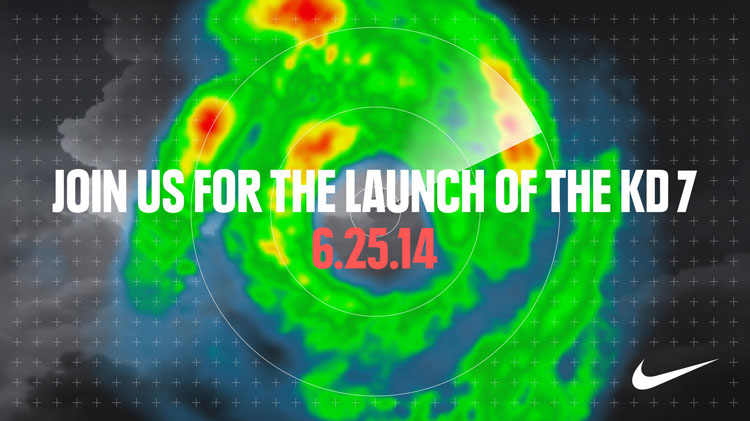 Nike Launching the KD 7 with a Live Event Next Week