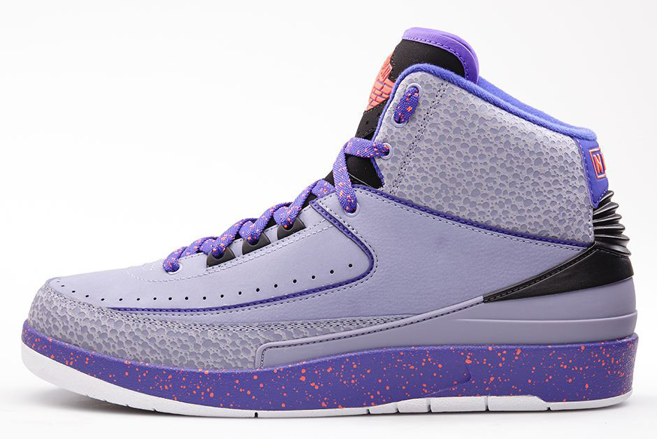 Air Jordan II 2 Iron Purple Official 385475-553 (2)