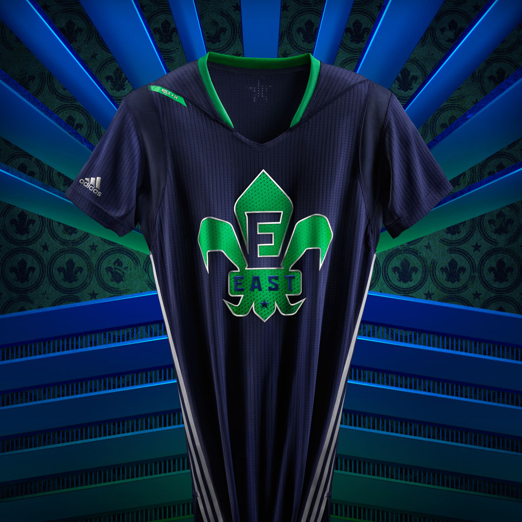 adidas 2014 NBA All-Star Uniforms (3)