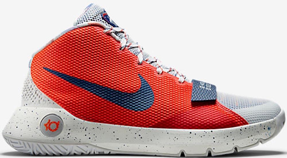 Nike KD Trey 5 III LMTD Multi-Color/Multi-Color