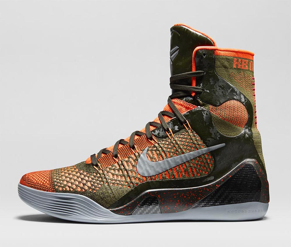 9015c227b5d3 An Official Look at the Nike Kobe 9 Elite