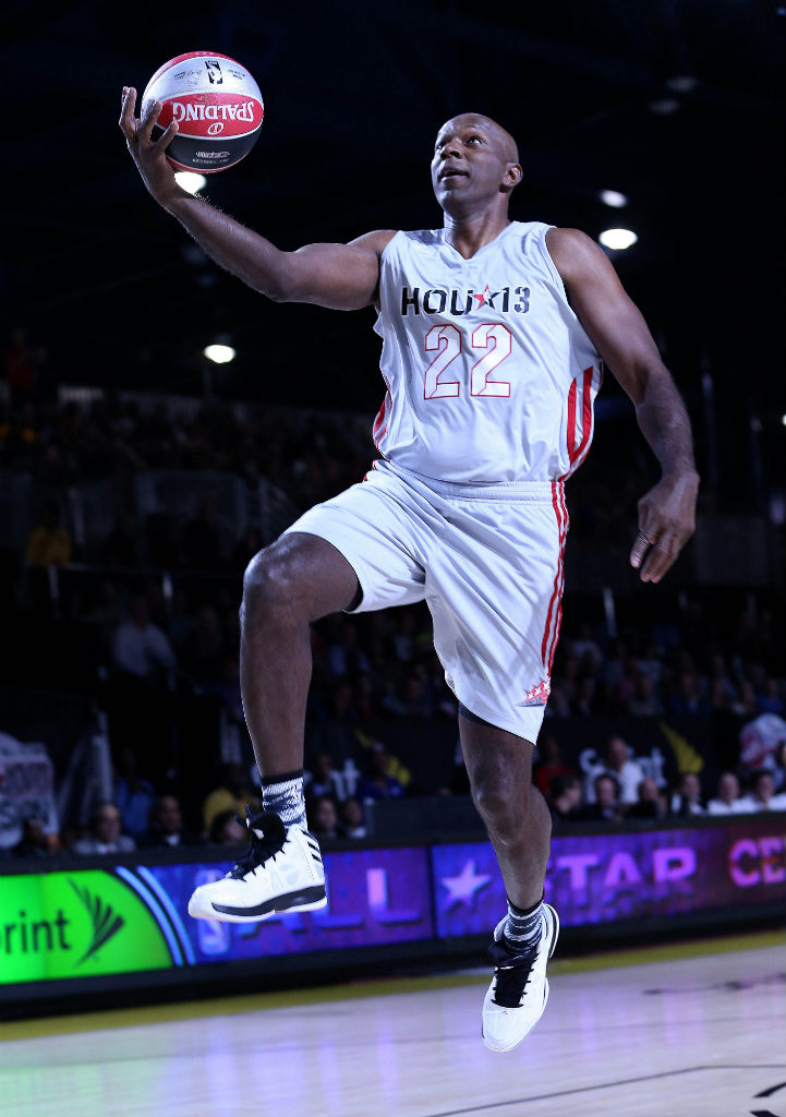 adidas Tips Off NBA All-Star Weekend - Clyde Drexler