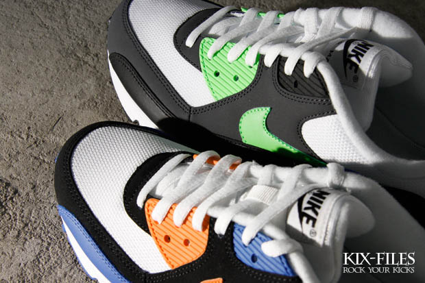 Nike Air Max 90 - Summer 2011 Colorways