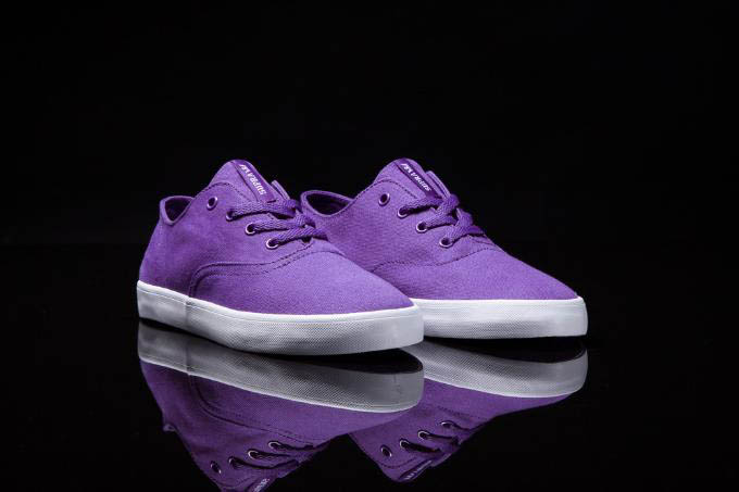 SUPRA Wrap Summer 2012 Purple White