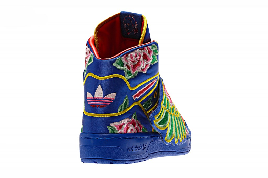 65bab8684381 Eason Chan x adidas Originals by Jeremy Scott JS Wings
