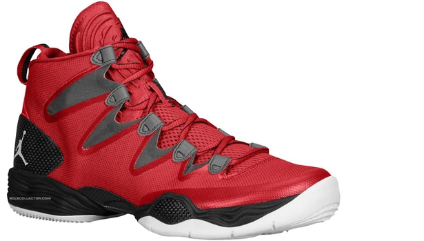 Air Jordan XX8 SE Gym Red/White-Wolf Grey