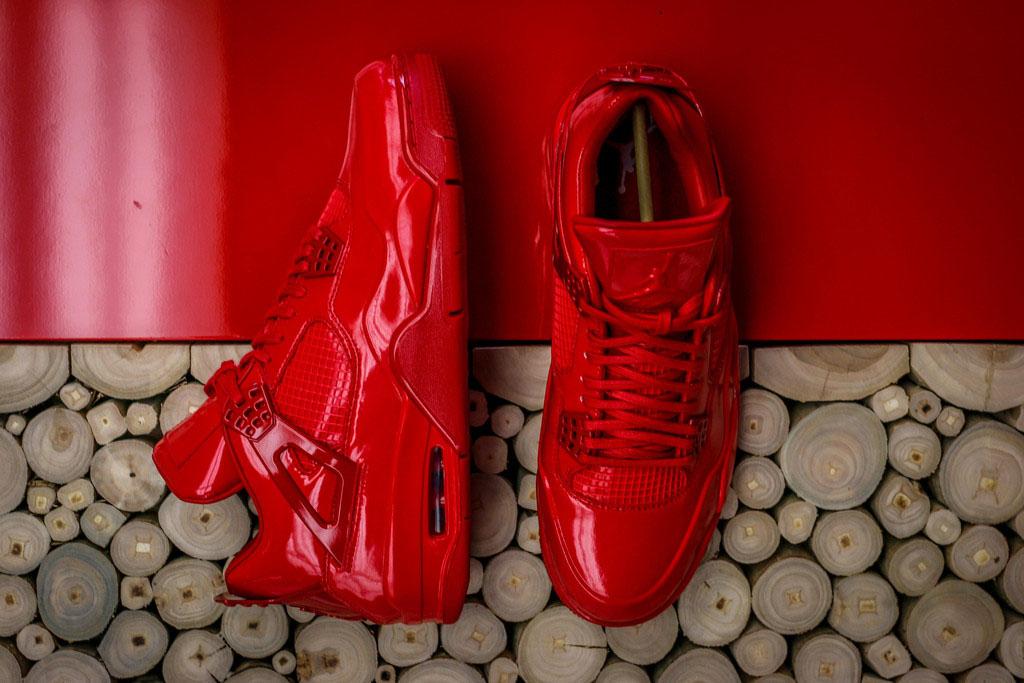 091791c12b5363 You Won t See Better  Red  Air Jordan 11Lab4 Photos