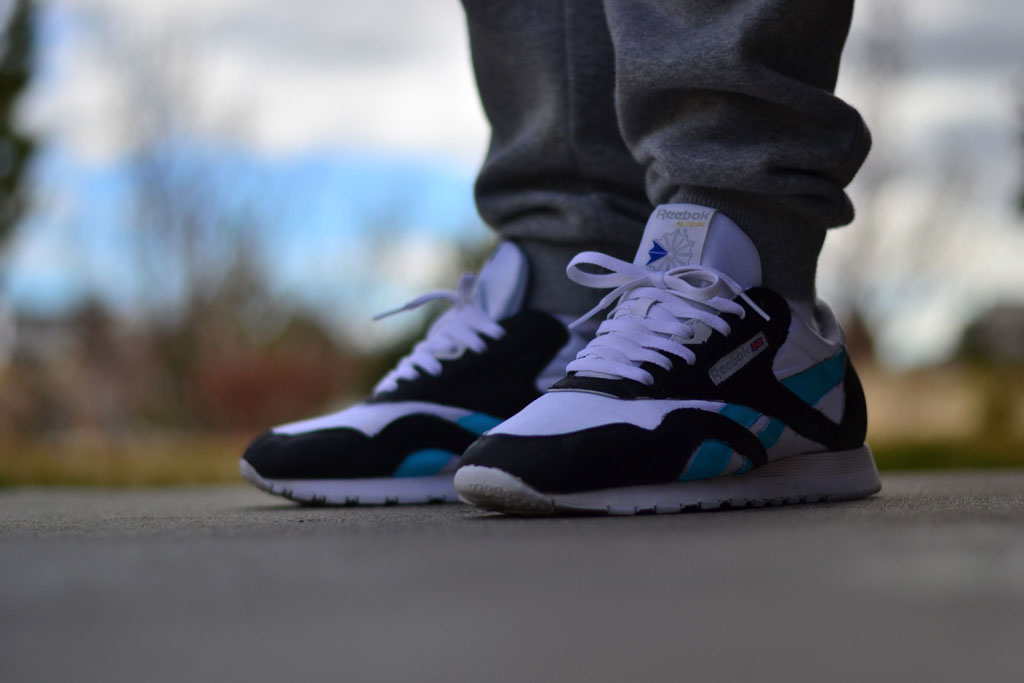 Spotlight: Forum Staff Weekly WDYWT? - 3.14.14 - mackdre wearing Reebok Classic