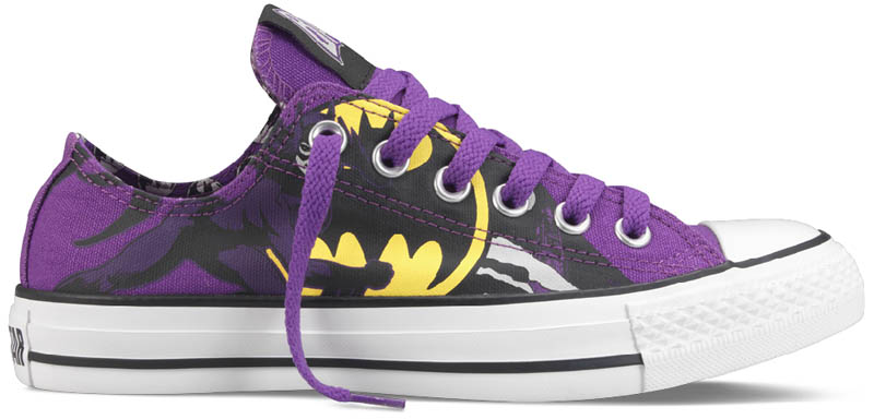 DC Comics x Converse Collection 3