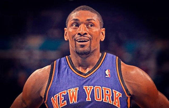 Help Metta World Peace Choose Sneakers For The Upcoming Season