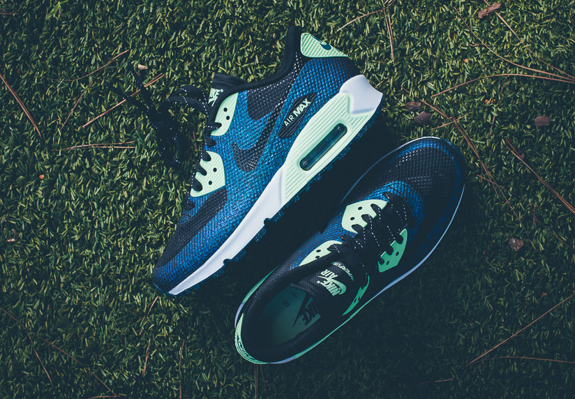 102d67677076 Nike WMNS Air Max 90 HYP WC QS Release Date  06 13 15. Color   Teal Black-Vapor Green-Black Price   130