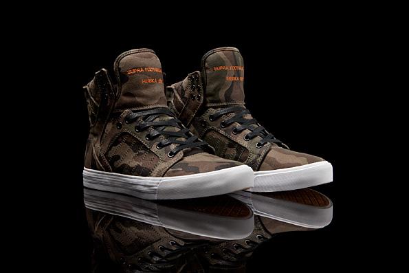 SUPRA Footwear - Camouflage Skytop 2 cab168f81b48