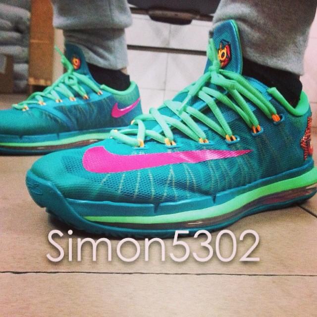 size 40 3017d 94b2e Nike KD 6 Elite 642838-300