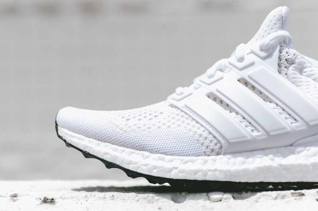 Adidas Ultra Boost White Sole