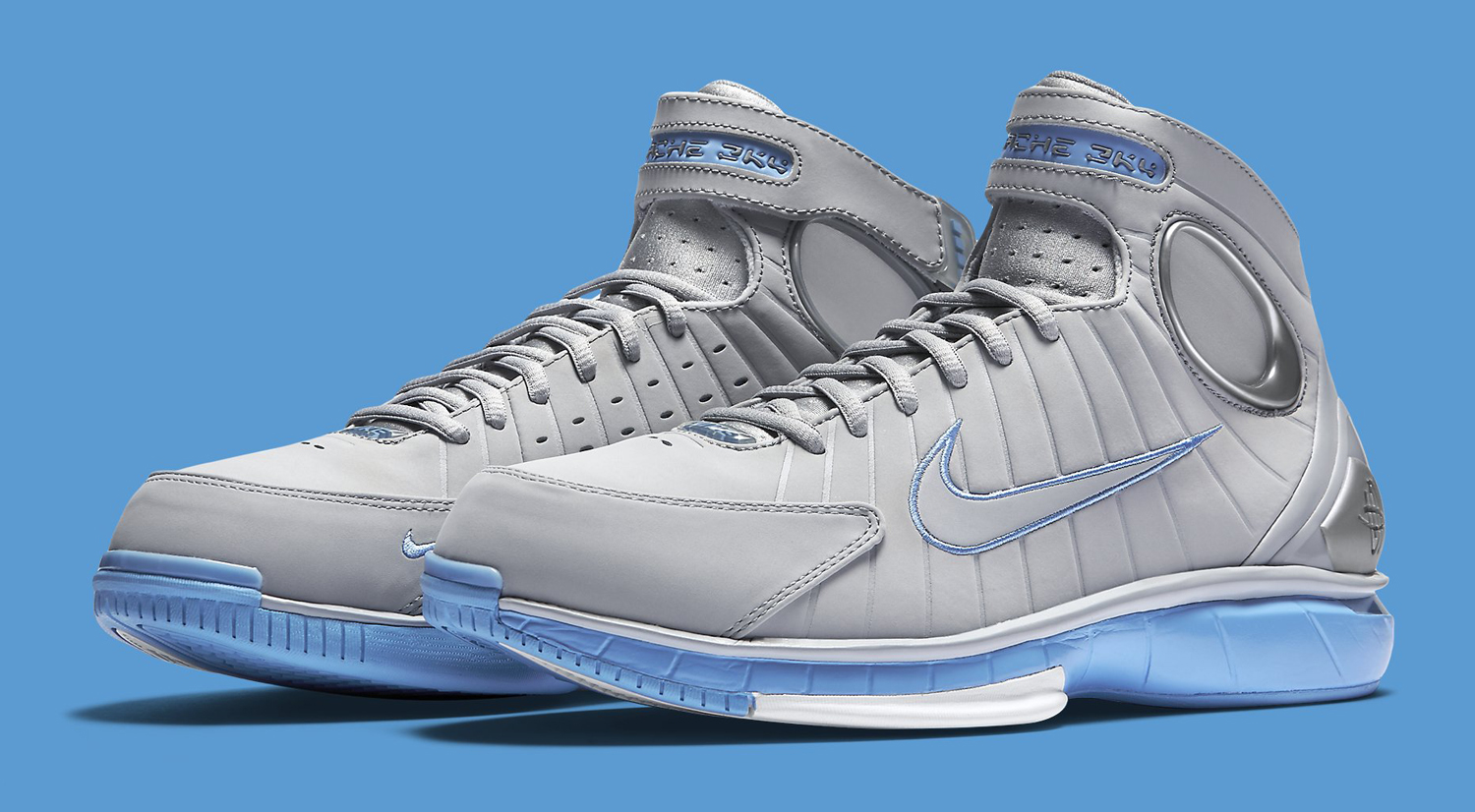 Nike Huarache 2K4 Grey Blue