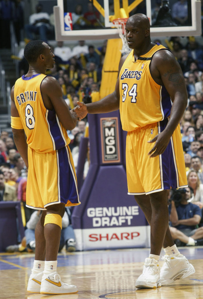 Looking Back at Kobe Bryant's Connection to the Nike Air