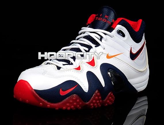 Nike Zoom Uptempo V Premium - USA