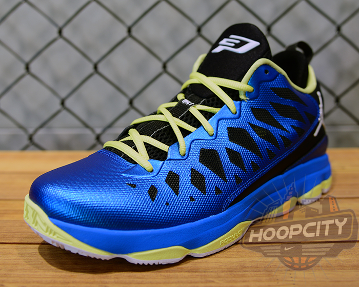 super popular 8658e 2904d VI - Photo Blue Electric Yellow. Proving we can never have too many  options, the Jordan Brand introduces yet another impressive colorway of the  CP3.VI.