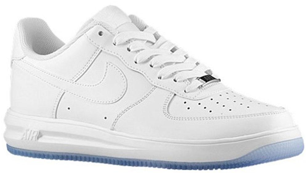 Nike Lunar Force 1 '14 White/White