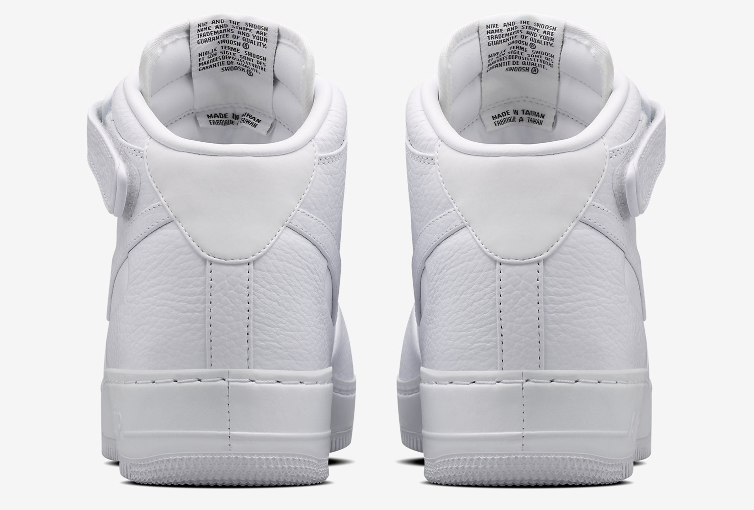 NikeLab's Air Force 1 Mid Pack Releases on Saturday   Sole