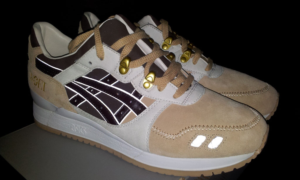 Spotlight // Pickups of the Week 9.22.12 - WOEI x ASICS GEL-Lyte III