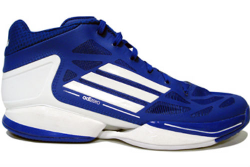 adidas adizero Crazy Light 2 Low Royal White G66078 (1)
