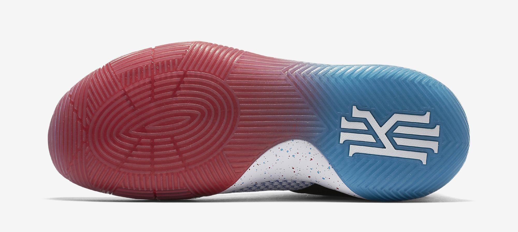 Nike Kyrie 2 Doernbecher 898641-001 Sole
