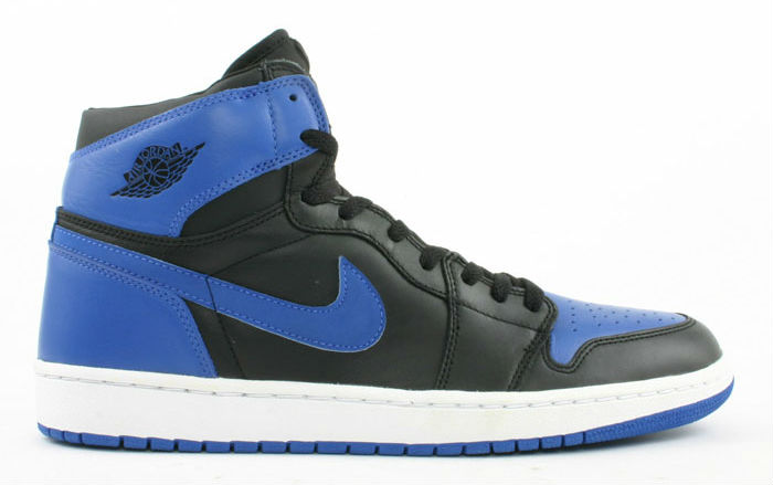 Air Jordan I 1 Black Royal Release Date 555088-085