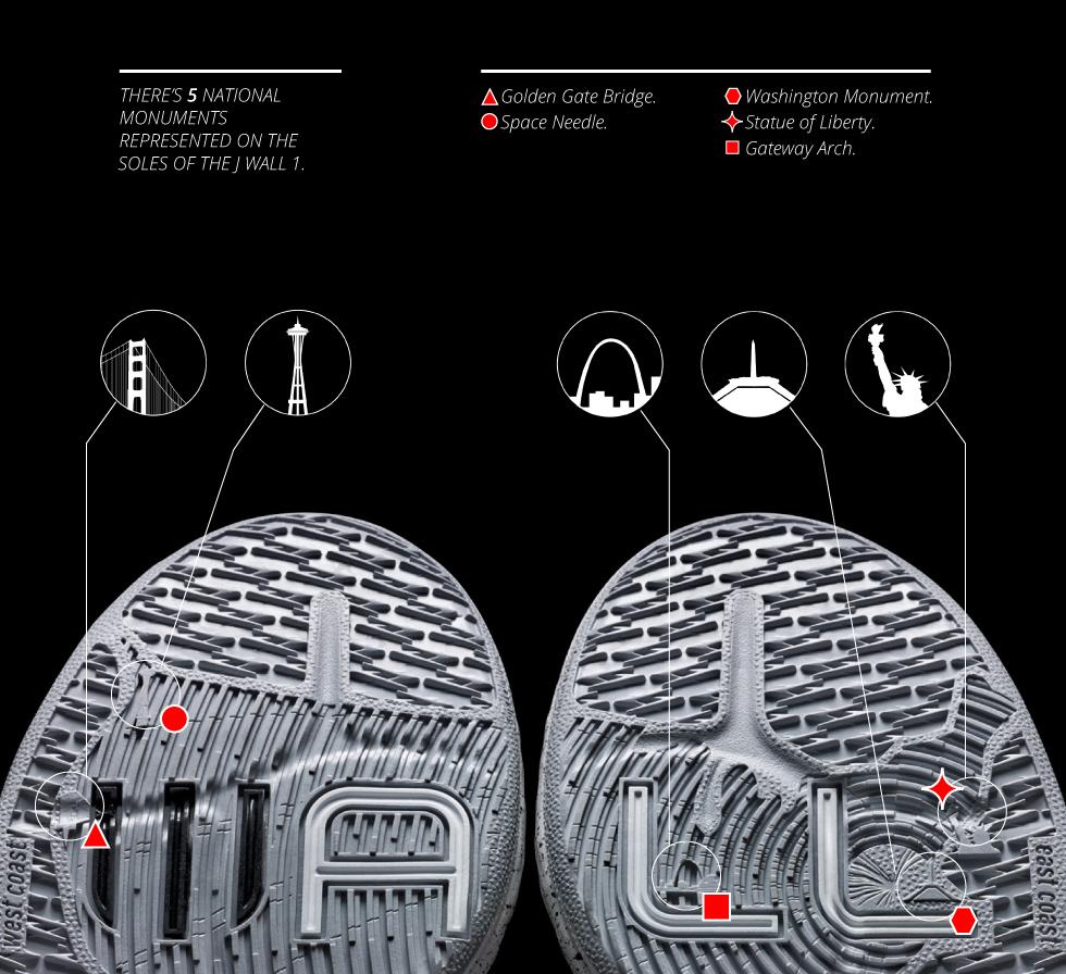 Rompere l'adidas j muro 1 con designer robbie fuller)