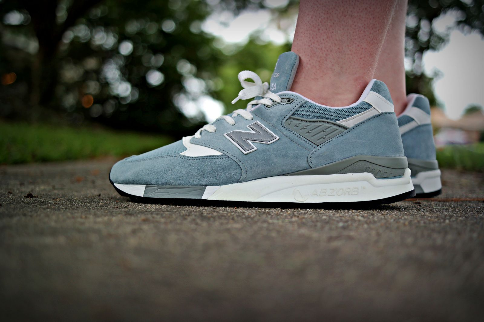 New Balance Made in USA M998LL