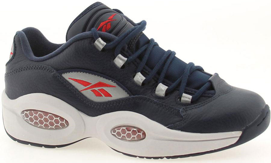 Reebok Classics Question Low Navy Steel Red Silver Release Date V53802 (2)