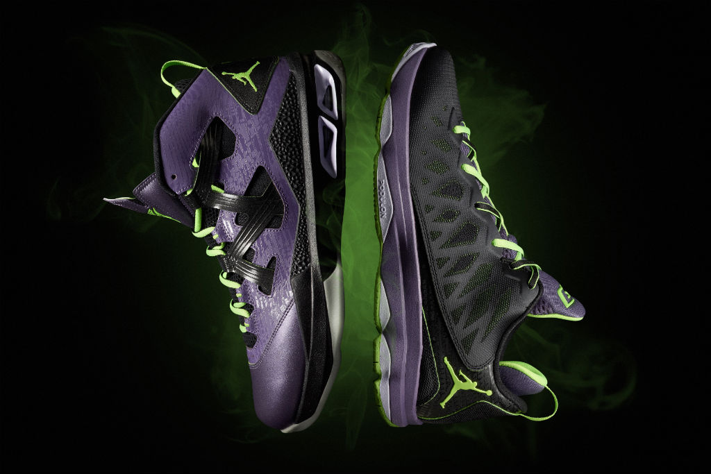 Jordan Brand 2013 All-Star Stealth Collection - Melo M9 & CP3.VI (1)