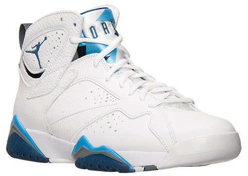 Air Jordan VII 7 Retro French Blue Remastered 304775-107 (1)