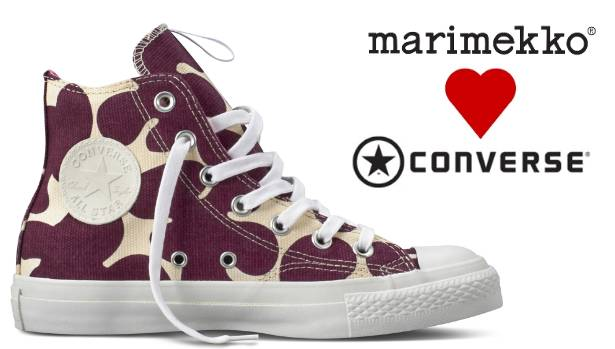839bcf1642e4e6 Marimekko x Converse Collection - Holiday 2011