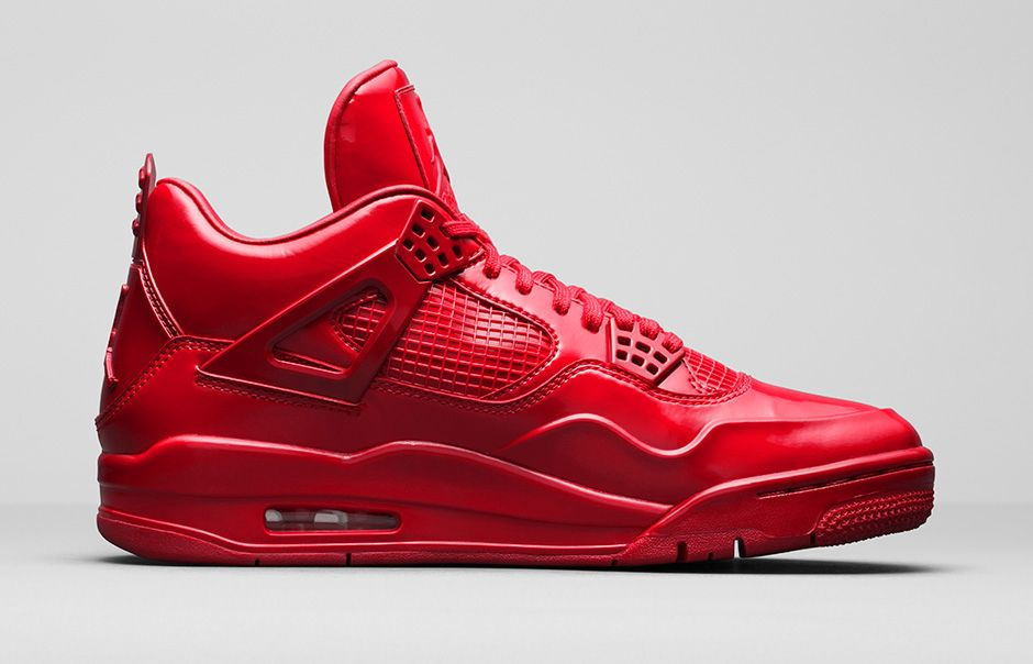 Air Jordan 11Lab4 Red Release Date 719864-600 (3)