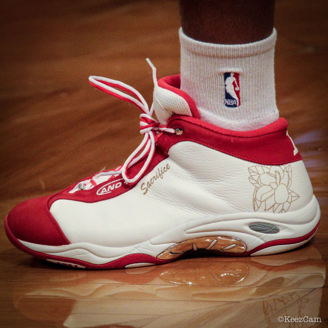 Isaiah Canaan wearing AND1 Tai Chi PE (2)