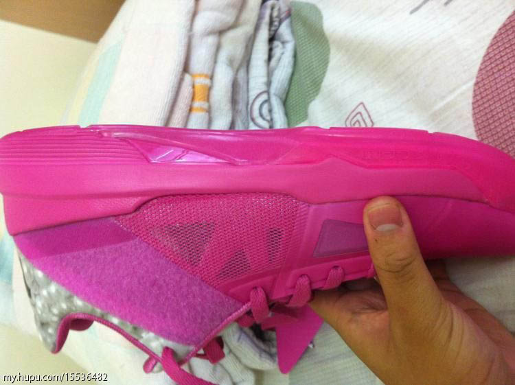 Nike Zoom KD IV Aunt Pearl Kay Yow Think Pink 473679-601 (7)