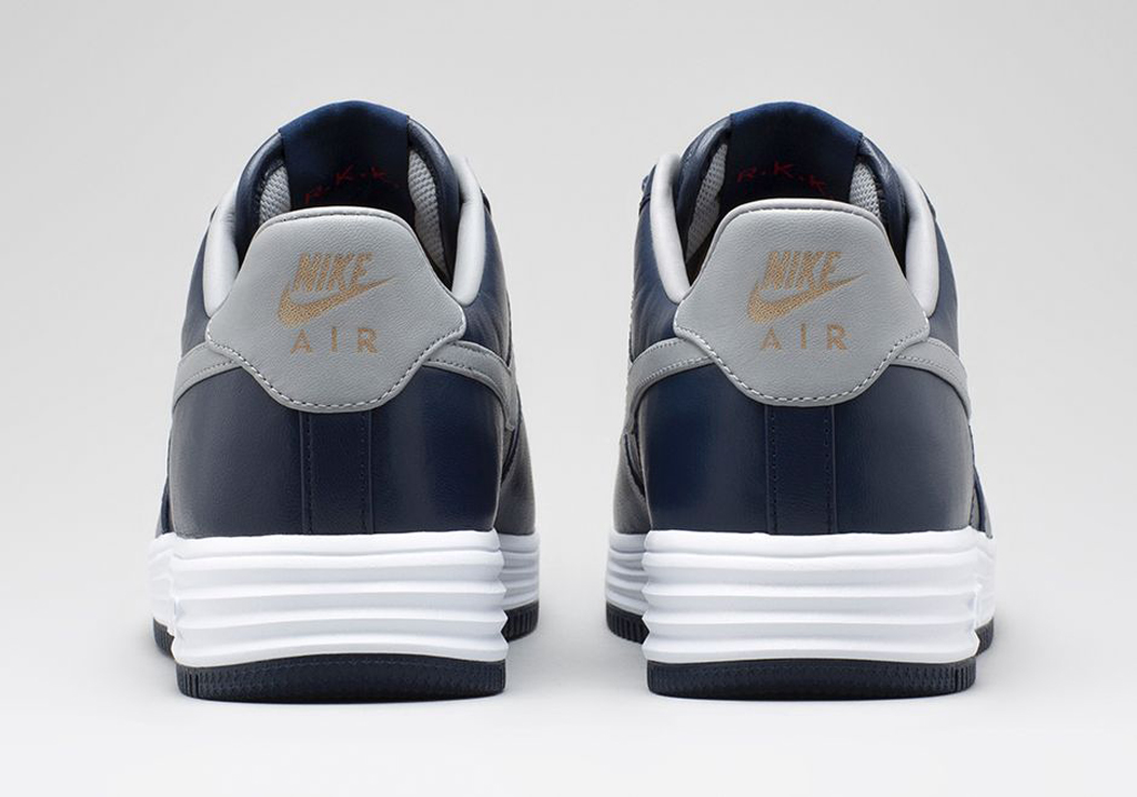 Nike Lunar Force 1s For The New England Patriots | Sole Collector
