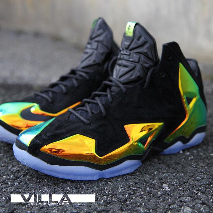 VILLA s  King s Crown  Nike LeBron 11 EXT Release Details  6968c09dd878
